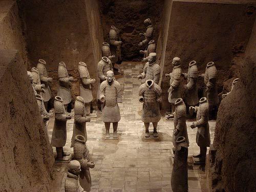 Bí ẩn lăng mộ Tần Thủy Hoàng - 1
