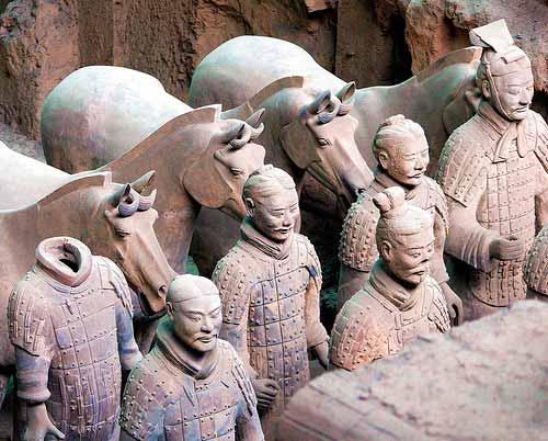 Bí ẩn lăng mộ Tần Thủy Hoàng - 2