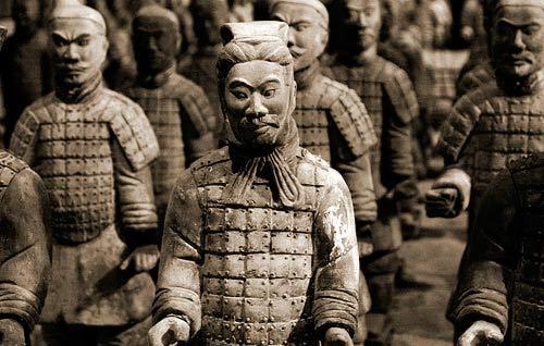 Bí ẩn lăng mộ Tần Thủy Hoàng - 3