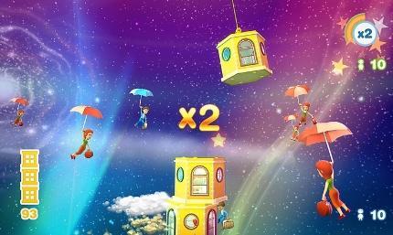 Tower Bloxx Deluxe – Xây nhà cao tầng lên vũ trụ - 1
