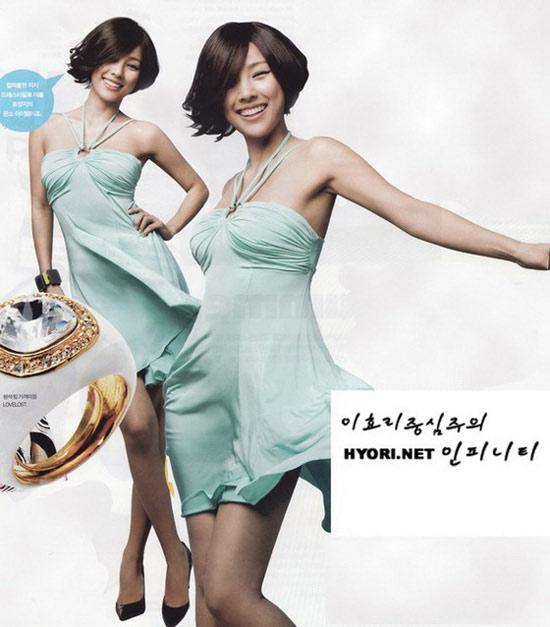 'Chơi' tóc cùng Lee Hyori - 4