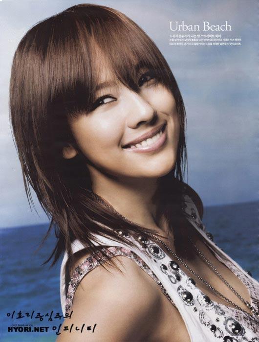 'Chơi' tóc cùng Lee Hyori - 8