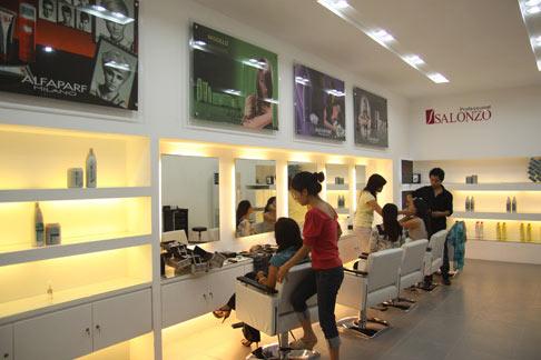 Hair Beauty SALONZO - Chăm sóc tóc và tôn trọng tuyệt đối khách hàng - 3