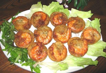 Bánh cóng Sóc Trăng - Hút hồn thực khách - 2