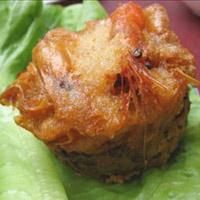 Bánh cóng Sóc Trăng - Hút hồn thực khách