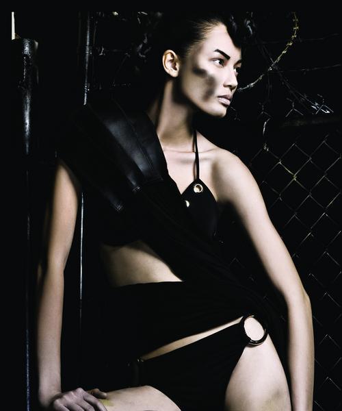 Siêu mẫu Bảo Hòa xuất hiện trên Elle Mỹ - 6