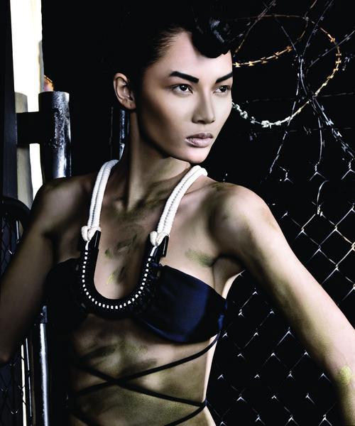 Siêu mẫu Bảo Hòa xuất hiện trên Elle Mỹ - 7