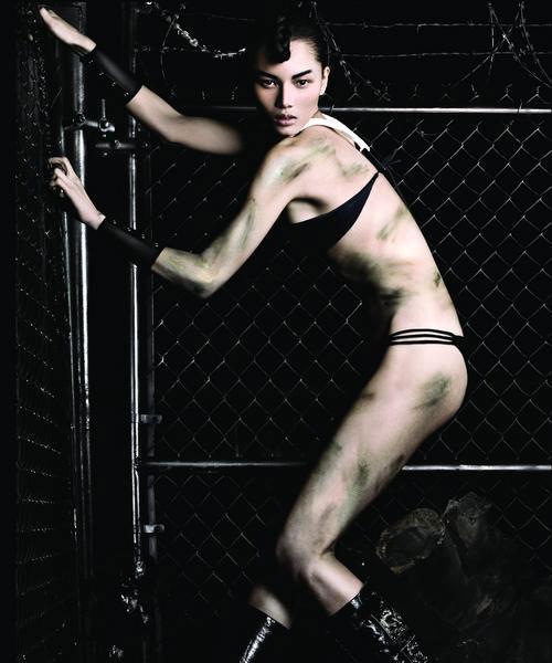 Siêu mẫu Bảo Hòa xuất hiện trên Elle Mỹ - 11