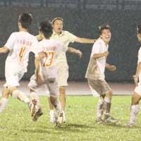 Vòng loại bảng E, Giải bóng đá U19 châu Á 2010: ĐT U19 Việt Nam xếp thứ 3, nhưng chưa hết hy vọng