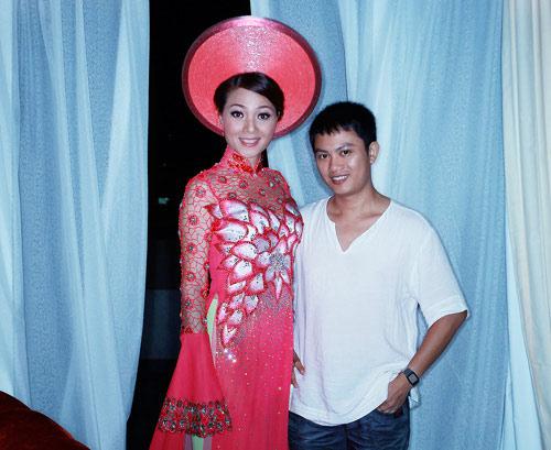 Ngắm áo dài dân tộc ấn tượng của Quý bà Việt Nam - 5