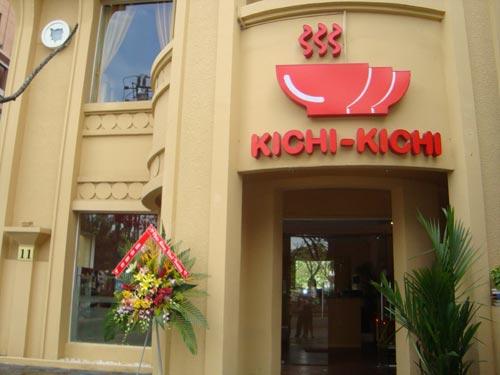 Chuỗi Kichi Kichi khai trương thêm nhà hàng mới - 1