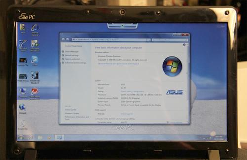 Asus Eee PC 1201N đồ họa Nvidia Ion - 5