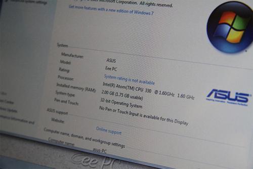 Asus Eee PC 1201N đồ họa Nvidia Ion - 11