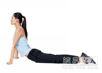 4 tư thế Yoga cho vòng 1 gợi cảm - 4