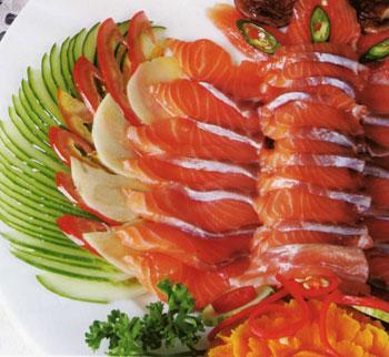 Những món ngon từ cá hồi - 3