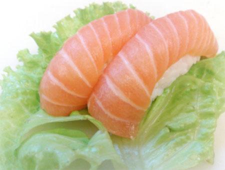 Những món ngon từ cá hồi - 1