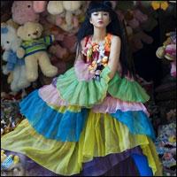Clip: Thiết kế váy búp bê xinh xinh!