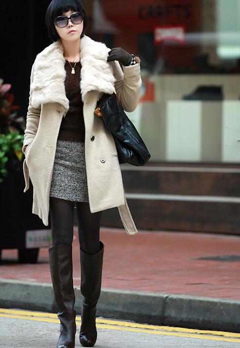 Cách chọn áo choàng cho mùa đông lạnh - 14