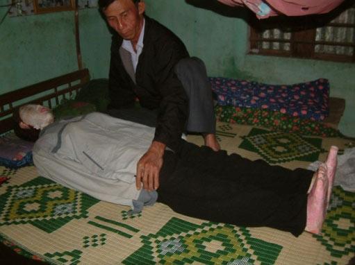 7 năm ngủ cùng vợ cõi âm - 1