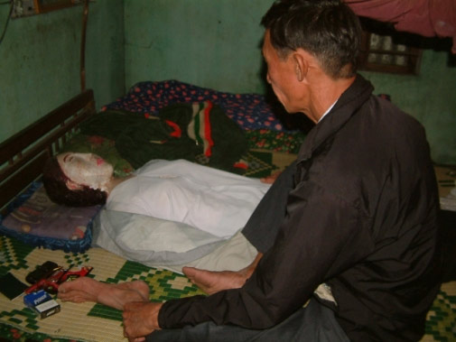 7 năm ngủ cùng vợ cõi âm - 3
