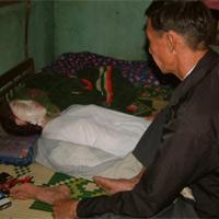 7 năm ngủ cùng vợ cõi âm