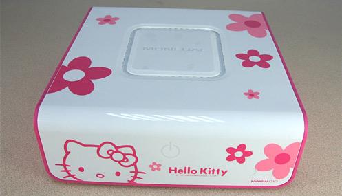 Ngộ nghĩnh máy tính Hello Kitty - 4