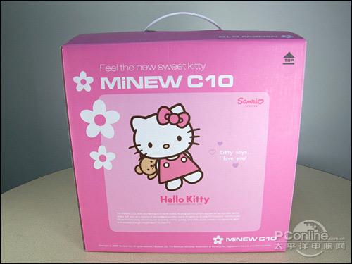 Ngộ nghĩnh máy tính Hello Kitty - 1