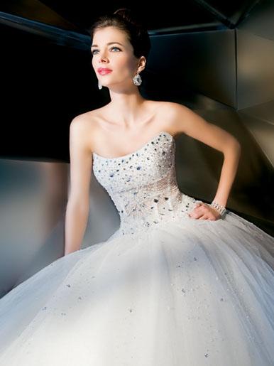 Những lớp váy cưới mộng mơ - 5