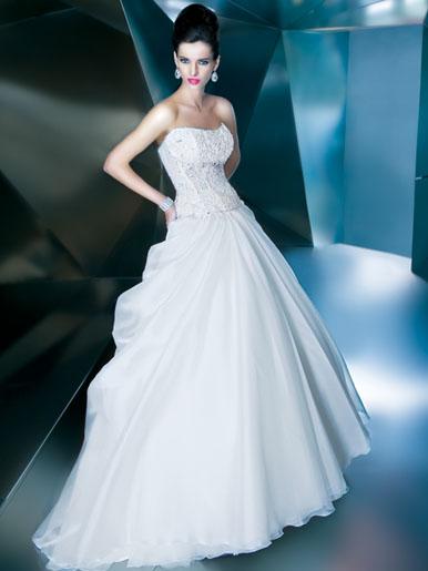 Những lớp váy cưới mộng mơ - 6