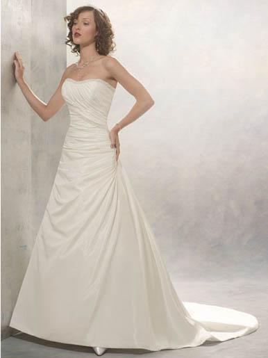 Những lớp váy cưới mộng mơ - 9