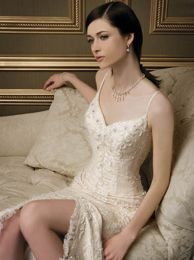 Những lớp váy cưới mộng mơ - 13