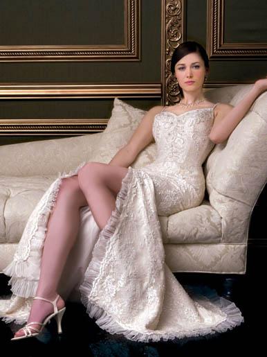 Những lớp váy cưới mộng mơ - 17
