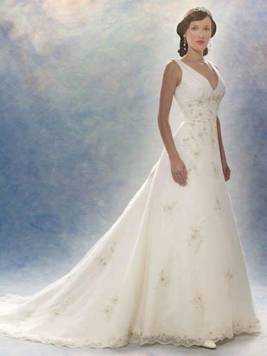 Những lớp váy cưới mộng mơ - 8