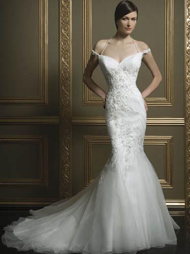 Những lớp váy cưới mộng mơ - 12