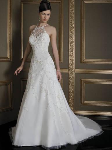 Những lớp váy cưới mộng mơ - 14