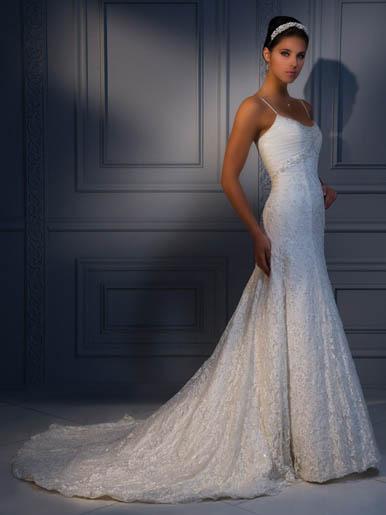 Những lớp váy cưới mộng mơ - 16