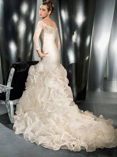 Những lớp váy cưới mộng mơ - 21