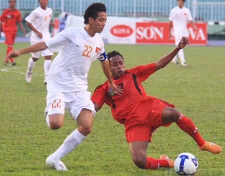 Nhận định đối thủ của đội tuyển Việt Nam: P1: Đông Timo - Kẻ lót đường - 2