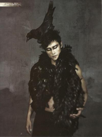 Lee Byung Hun: nghệ sĩ phong cách nhất 2009! - 6