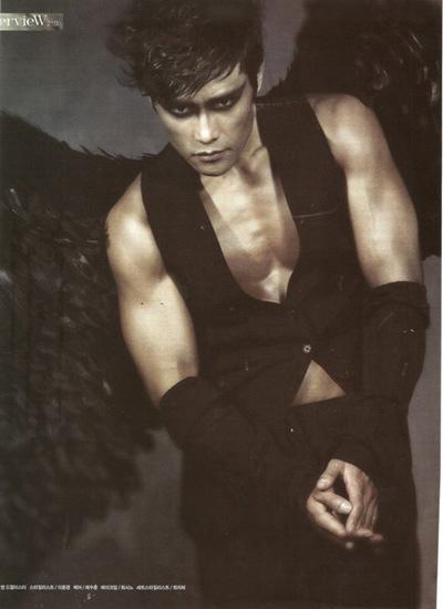 Lee Byung Hun: nghệ sĩ phong cách nhất 2009! - 7