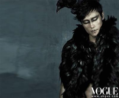 Lee Byung Hun: nghệ sĩ phong cách nhất 2009! - 9