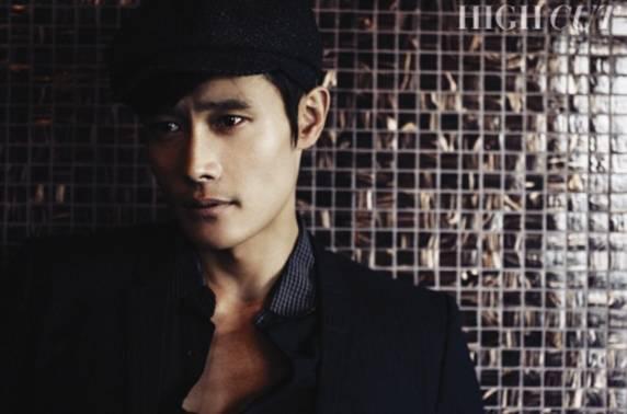 Lee Byung Hun: nghệ sĩ phong cách nhất 2009! - 14