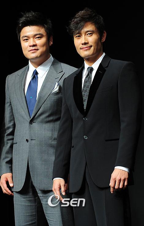 Lee Byung Hun: nghệ sĩ phong cách nhất 2009! - 15