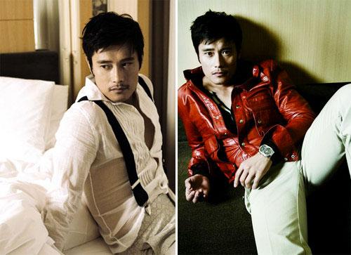 Lee Byung Hun: nghệ sĩ phong cách nhất 2009! - 2