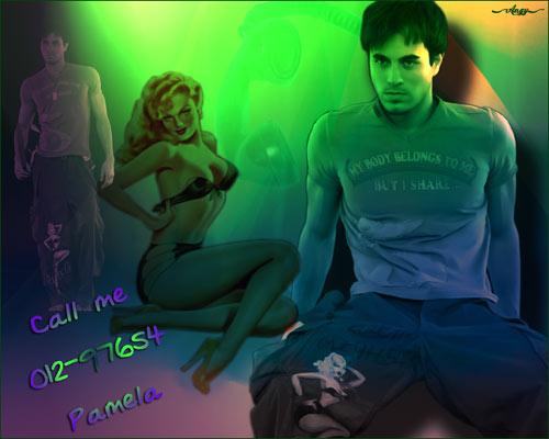 """Chạm vào Enrique Iglesias là… """"chết"""" - 9"""
