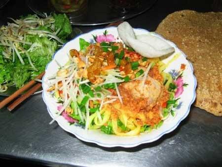 Mít trộn – Món ăn dân dã Huế - 1