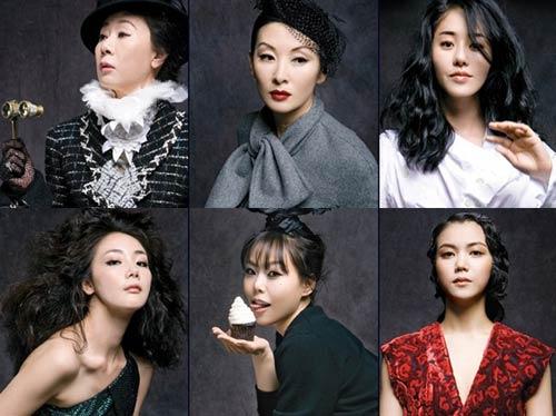 """Choi Ji Woo tiết lộ tin """"sốc"""" của sao nữ Hàn Quốc - 1"""