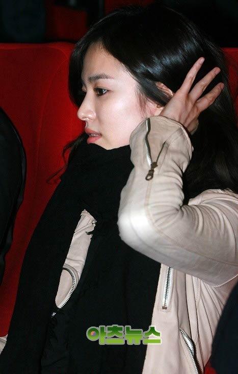 """Choi Ji Woo tiết lộ tin """"sốc"""" của sao nữ Hàn Quốc - 4"""
