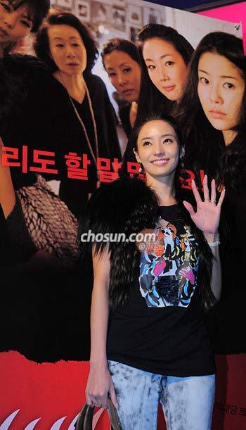 """Choi Ji Woo tiết lộ tin """"sốc"""" của sao nữ Hàn Quốc - 6"""