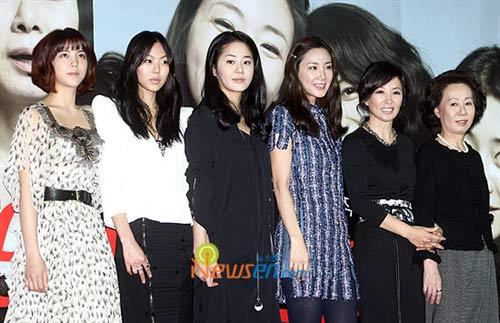 """Choi Ji Woo tiết lộ tin """"sốc"""" của sao nữ Hàn Quốc - 16"""